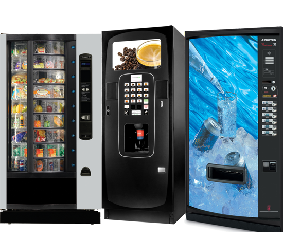 vending machine hire essex